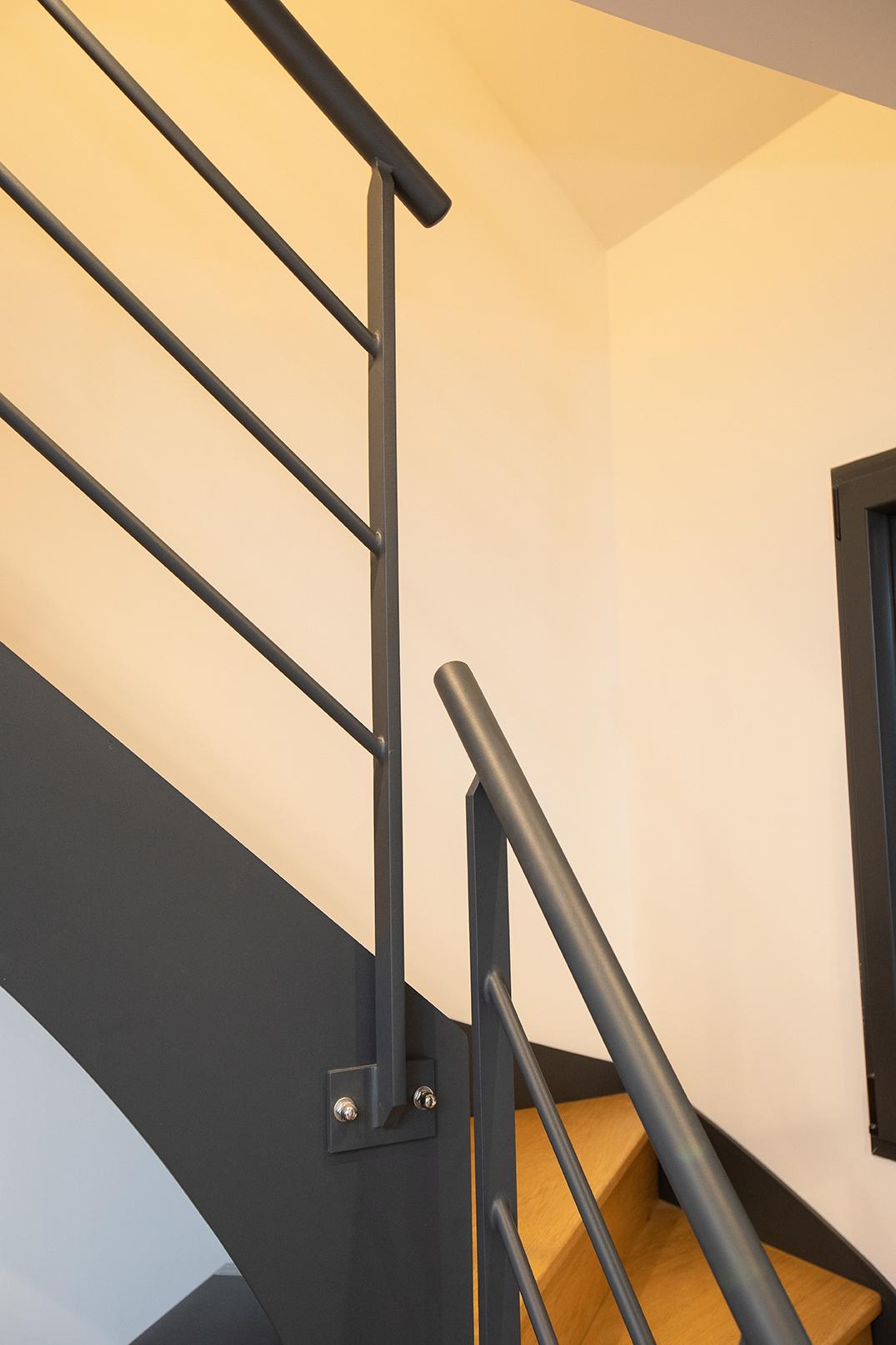 Photo d'une rampe